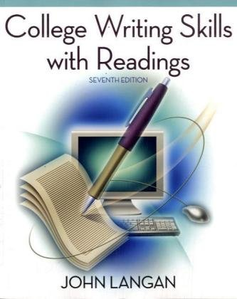 9780071284745: College Writing Skills with Readings, 7th Edition