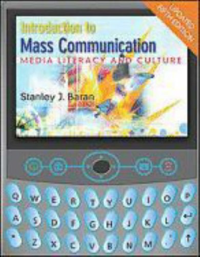 9780071285056: Introduction to Mass Communication: Media Literacy and Culture