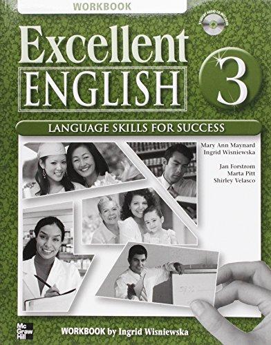 9780071285148: Excellent English Workbook 3
