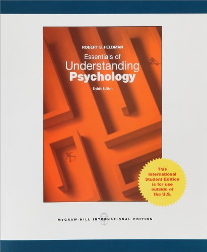 9780071285346: Essentials of Understanding Psychology