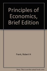 9780071285384: Principles of Economics: Brief Edition