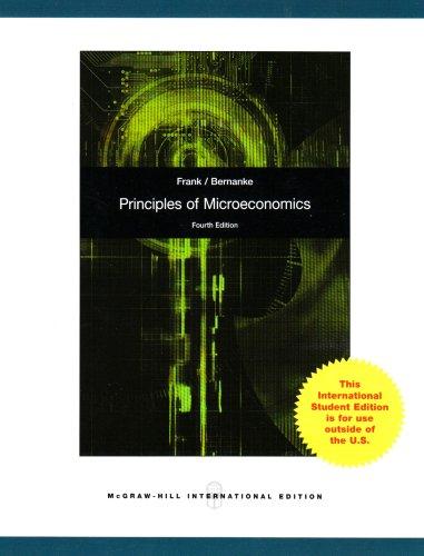 9780071285407: Principles of Microeconomics