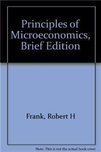9780071285414: Principles of Microeconomics: Brief Edition