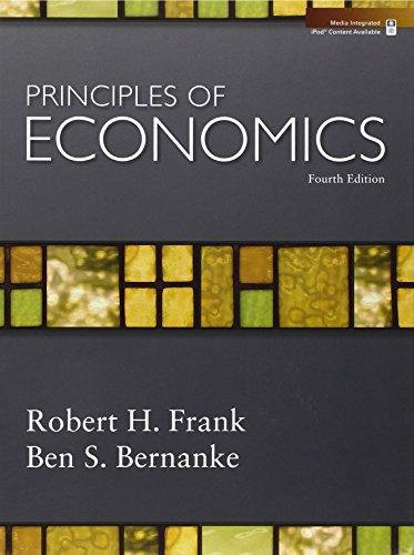 9780071285421: Principles of Economics
