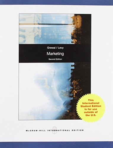 9780071285469: Marketing (College Ie Overruns)