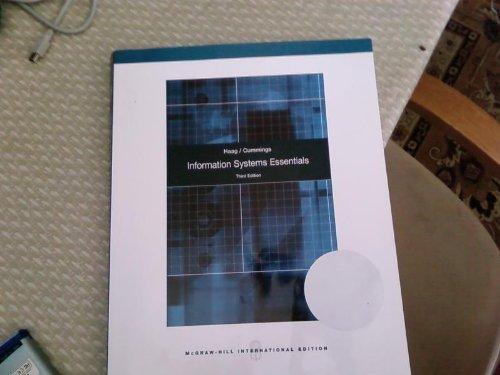 9780071285490: Information Systems Essentials