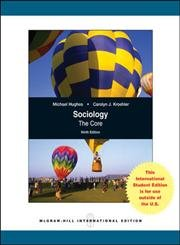 9780071285520: Sociology: the Core