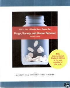 9780071285599: Drugs, Society and Human Behavior