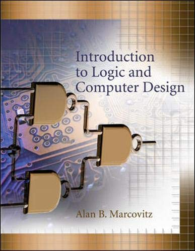 9780071285988: Introduction to Logic and Computer Design with CD
