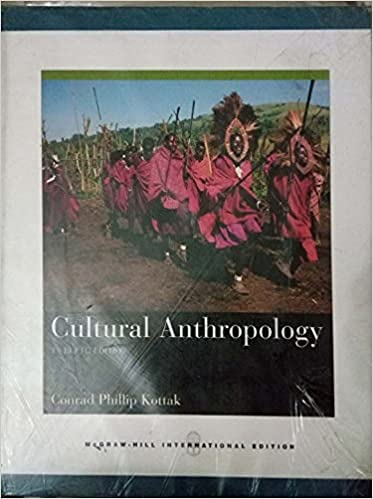 9780071286084: Cultural Anthropology with CD/ROM (12th Edition)