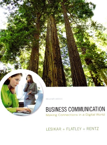 9780071286091: Basic Business Communications with Grademax