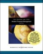 9780071286527: Modern Financial Management