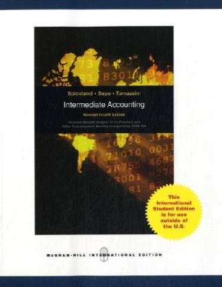9780071287494: Intermediate Accounting Revised 4th Edition