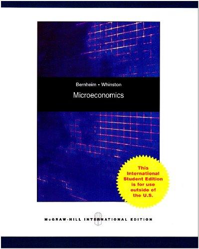 9780071287616: Microeconomics