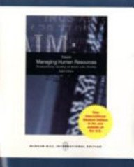 9780071287708: Managing Human Resources