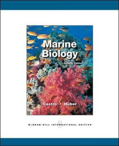 9780071287715: Marine Biology