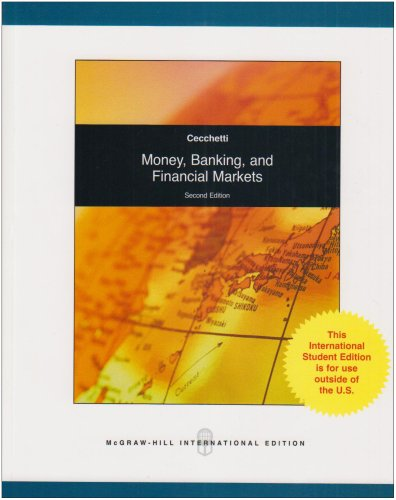 9780071287722: Money, Banking and Financial Markets