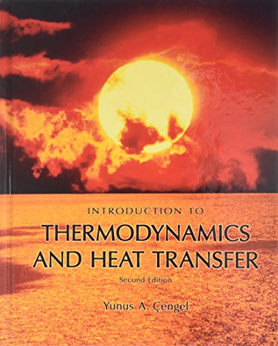 9780071287739: Introduction to Thermodynamics and Heat Transfer