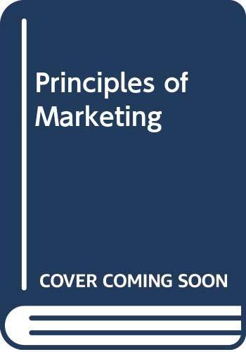 9780071287791: Principles of Marketing
