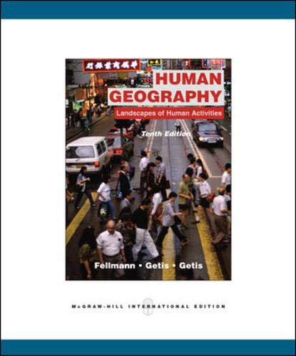 9780071287906: Human Geography
