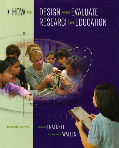 9780071287920: How to Design and Evaluate Research in Education