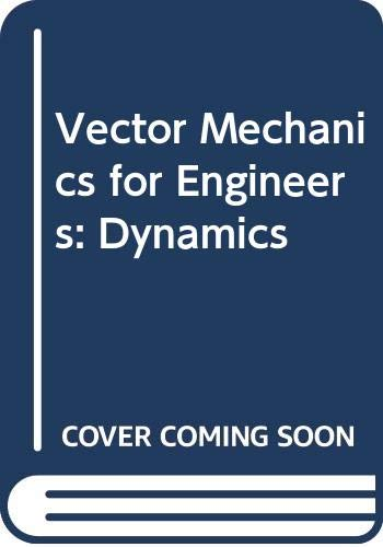 9780071288750: Vector Mechanics for Engineers: Dynamics, SI Version