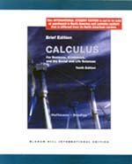 9780071288903: Calculus for Business, Economics and the Social and Life Sciences