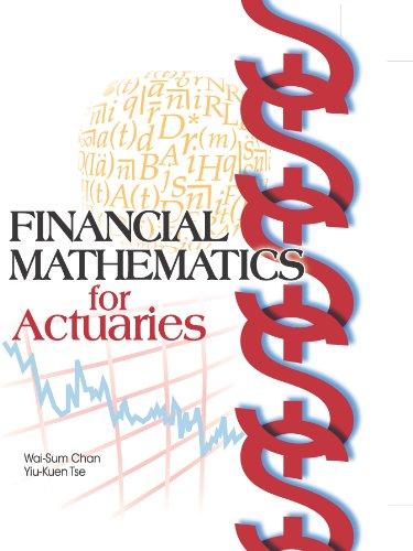 9780071288934: Financial Mathematics for Actuaries