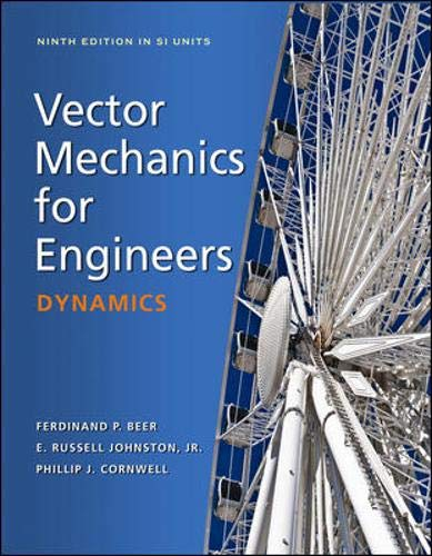 9780071288958: Vector Mechanics for Engineers : Dynamics (SI units)