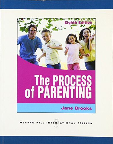 9780071289177: The Process of Parenting