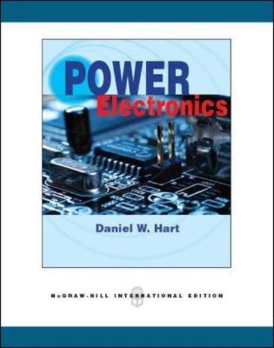 9780071289306: Power Electronics (Int'l Ed)