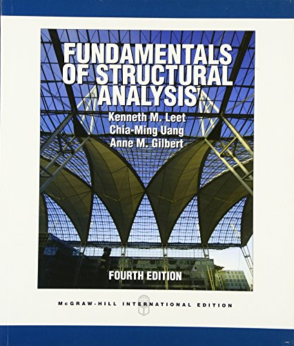 9780071289382: Fundamentals of Structural Analysis (Int'l Ed)