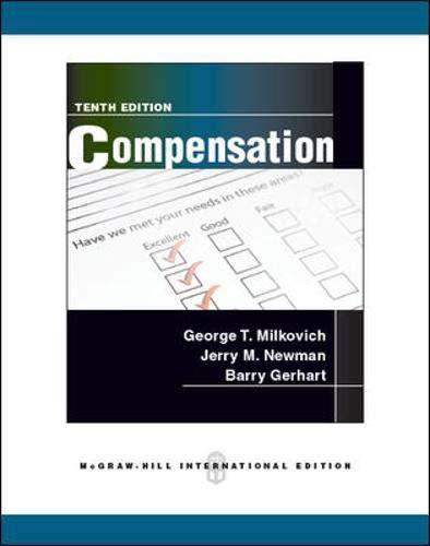 9780071289450: Compensation