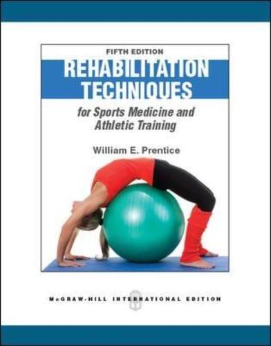 9780071289535: Rehabilitation Techniques in Sports Medicine