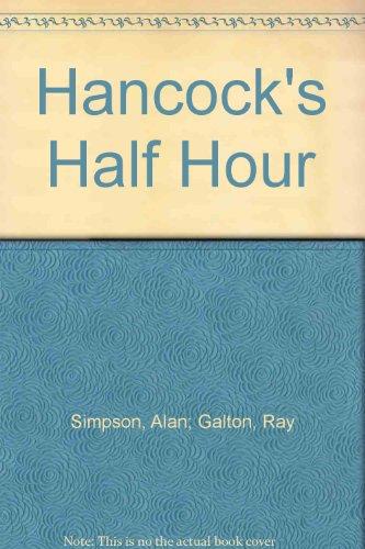 9780071300872: Hancock?s Half Hour.