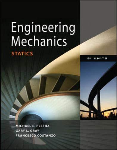 9780071311090: Mechanics for Engineering: Statics (Asia Adaptation)