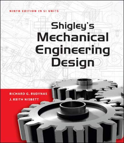 9780071311137: Shigley's Mechanical Engineering Design (Asia Adaptation)