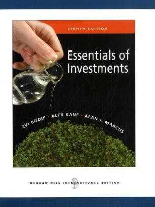 9780071311236: Essentials of Investments with S&P