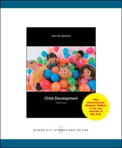 9780071311564: Child Development: An Introduction