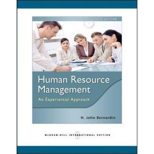 9780071313032: Human Resource Management