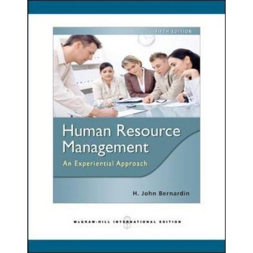 9780071313032: Human Resource Management