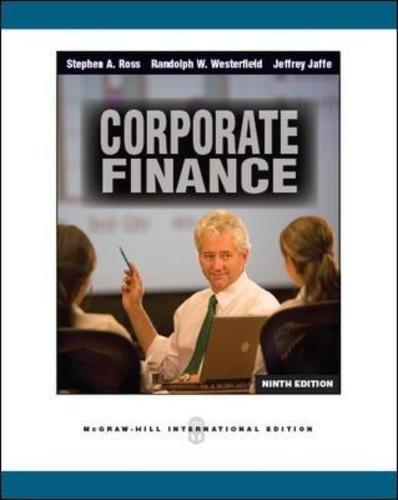 9780071313070: Corporate Finance