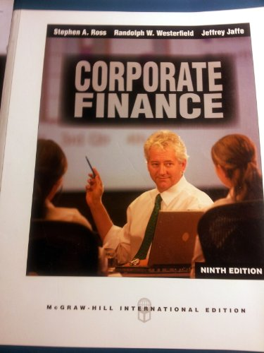 9780071313087: Corporate Finance with S and P Card