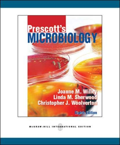 9780071313674: Prescott's Microbiology