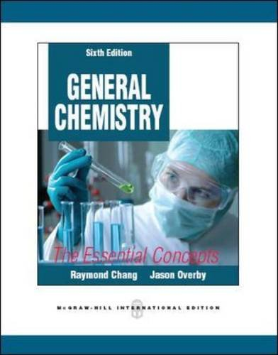 9780071313681: General Chemistry: The Essential Concepts