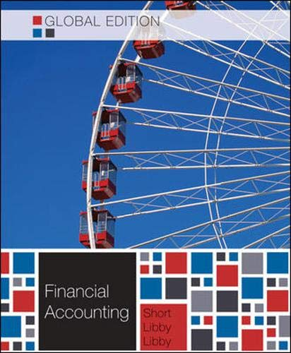 Financial Accounting: Patricia A. Libby;