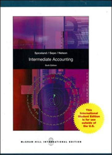 9780071313988: Intermediate Accounting with British Airways Annual Report