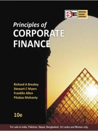 Principles of corporate finance 10th edition brealey, myers,