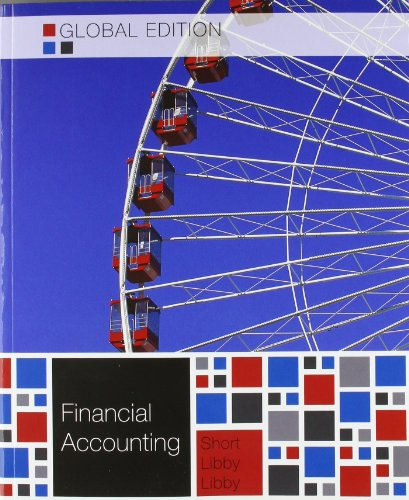 9780071314480: Financial Accounting with Connect Plus, Global Edition