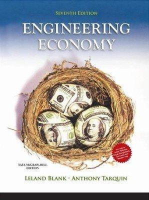 9780071314633: Engineering Economy. Leland Blank, Anthony Tarquin